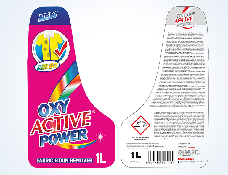 active-oxy-color