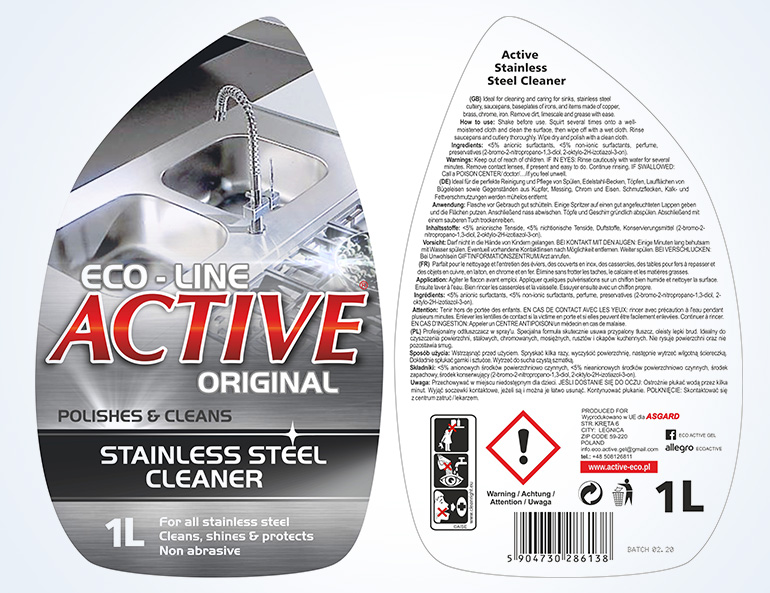 active-proline-steel